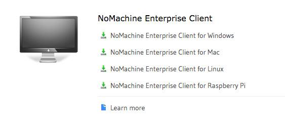 NoMachine Enterprise Client