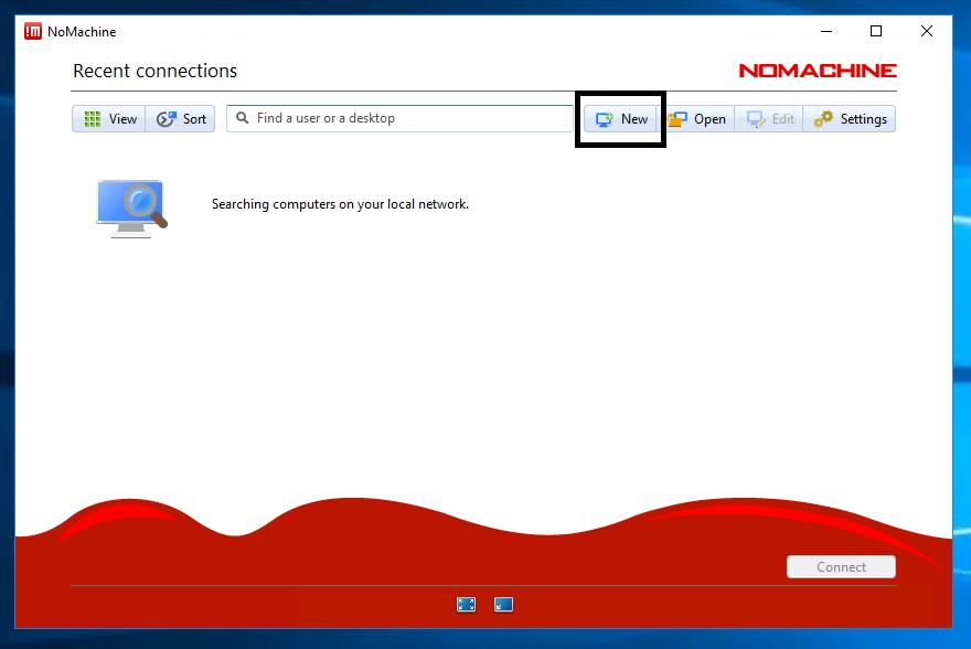 Step 3. Configure the NoMachine Enterprise Client