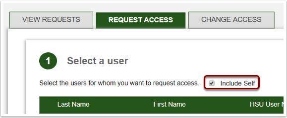 Account Center screenshot